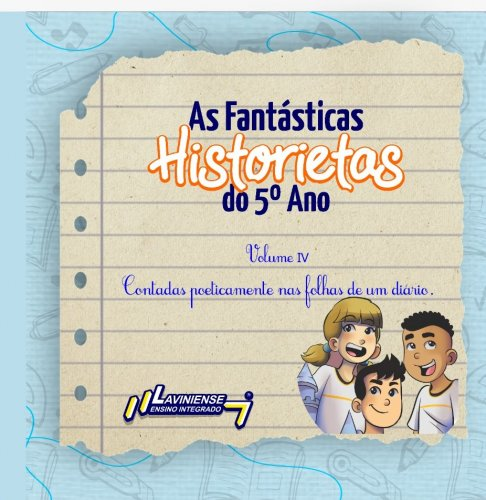 As Fantásticas Historietas do 5º ano